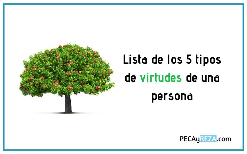 Los 5 Tipos de virtudes y defectos de las personas