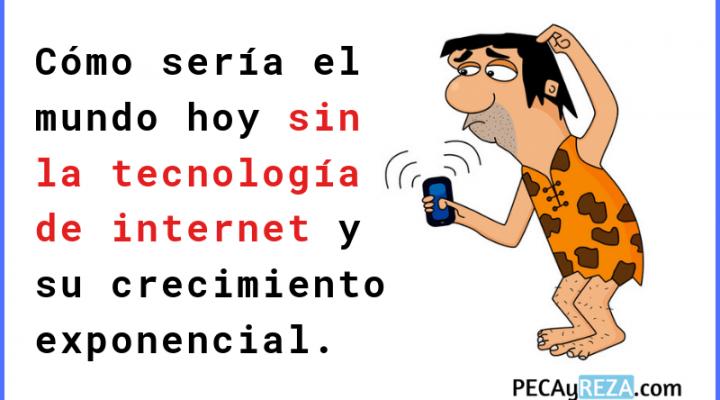 Artículo sobre las hipótesis de como sería el mundo sin la tecnología de internet.
